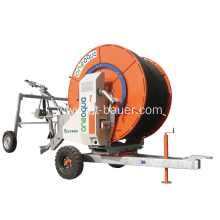 HOSE REEL IRRIGATOR FOR AGRICULTURE
